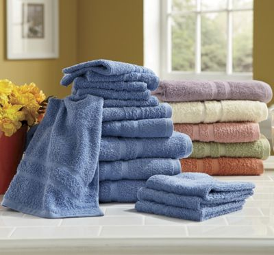 14-Piece Palisade Towel Set