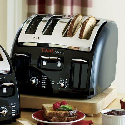 T-Fal<sup class='mark'> &reg;</sup> Classic Avante 4 Slice Toaster