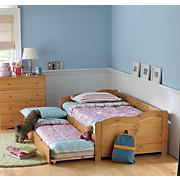 Solid Daybed/Trundle Bed