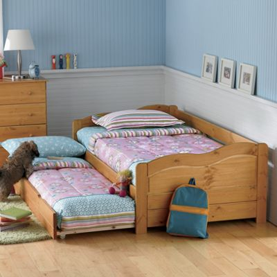 Pine Daybed/Trundle Bed