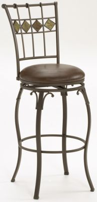 Lakeview Swivel Stool