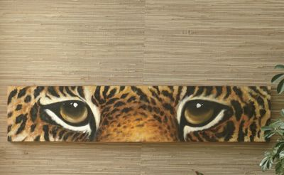 Cheetah Eyes Art