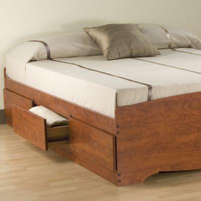 Platform Storage Bed From Montgomery Ward Sz74938