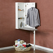 Wall Mount Ironing Center