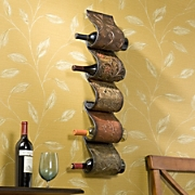 Florenz Wall Mount Wine Rack