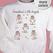Sweatshirt Little Angels