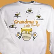 Sweatshirt Little Honeys
