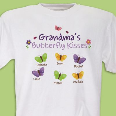Butterfly Kisses Tee