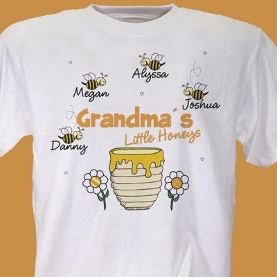 Little Honeys Tee