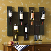 Navarra Wall Mount Wine Rack