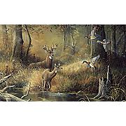 October Memories Mural