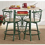3-Piece Colorful Bistro Set