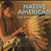 Native American West Coin and Stamp Collection
