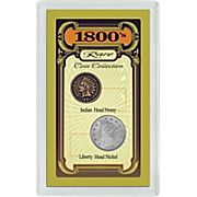1800s Rare Coin Collection