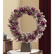 Wreath with Base,...