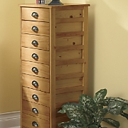 10 Drawer Taboret A