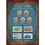 NY Times Civil War Coin and Stamp Collection