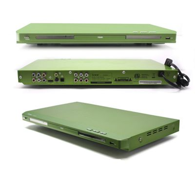 Cool Colors HD DVD Player