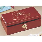 volleyball keepsake box