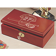 Baseball Keepsake Box