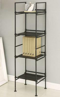 4 Tier Square Shelf