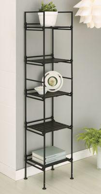 5 Tier Square Shelf