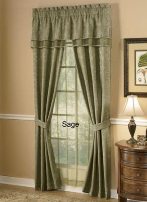 Vera Complete Set Window Treatments