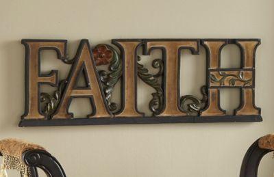 Faith Wall Art