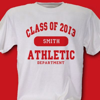 Class of…Athletic Club T-Shirt