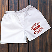 Class of Athletic Boxer Shorts