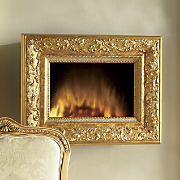 Wall Fireplace,...
