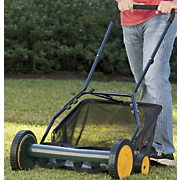 18 Inch Push Mower