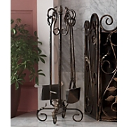 Windamere Fireplace Tools