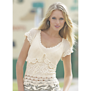 Camilla Crocheted Twinset