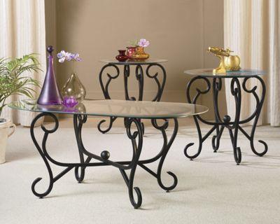 3-piece Tatiana Table Set