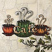 Cafe Wall Art