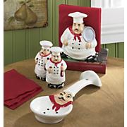 Ceramic Chef Stovetop Set