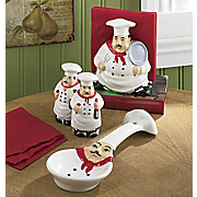 Ceramic Chef Stovetop Set