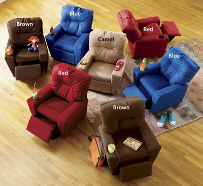 Child-Size Recliner