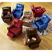 Child Size Recliner A