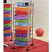 10 Drawer Cart