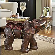 Tantor Wine Caddy Table