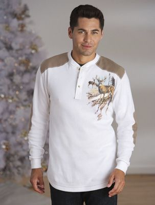 Buckshot Thermal Shirt