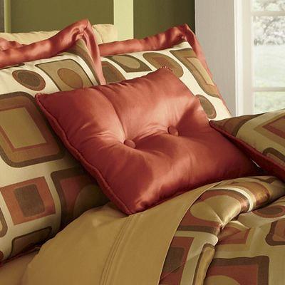 Sutton Square Solid Oblong Pillow