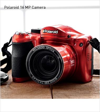 16 MP Polaroid Camera