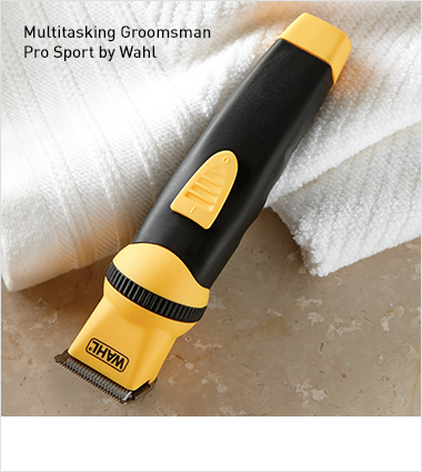 Multitasking Groomsman Pro Sport by Wahl