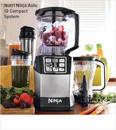 Nutri Ninja Auto lq Compact System
