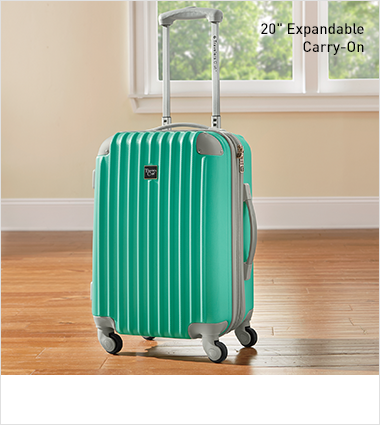 "20"" Expandable Carry-On"