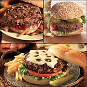 the ultimate burger combo the perfect answer to please everybody recipe