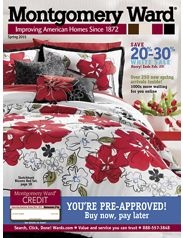 Montgomery ward coupon code